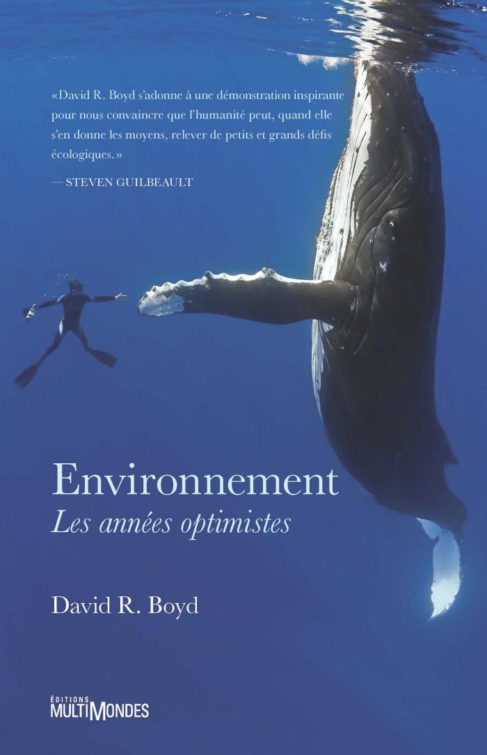 Couverture de Environnement