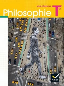 Couverture de Philosophie Terminale voie générale - livre élève