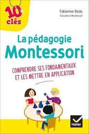 Couverture de La pédagogie Montessori