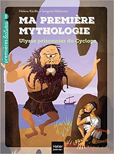 Couverture de Ulysse prisonnier du cyclope (niv. 3)