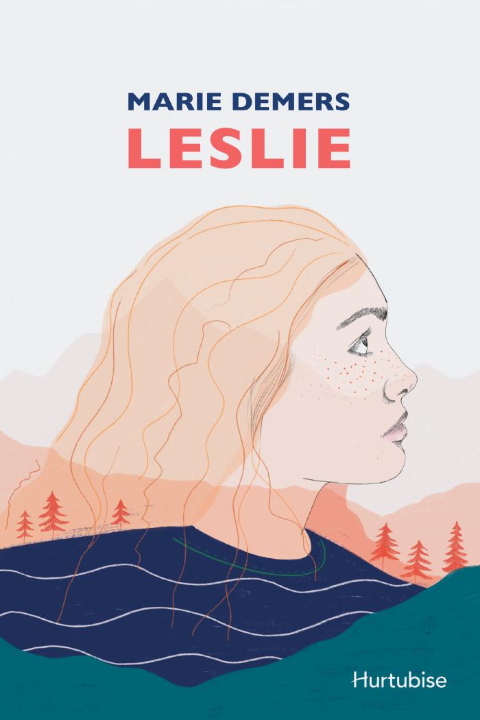 Couverture de Leslie