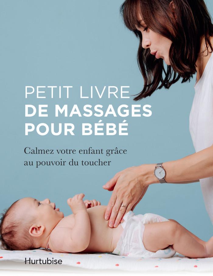 Couverture de Petit livre de massages pour bébé