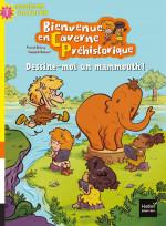 Couverture de Dessine-moi un mammouth! # 4 (niv. 1)