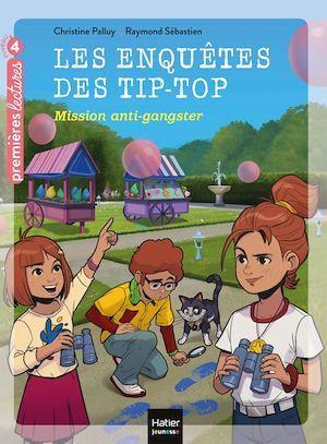 Couverture de Mission anti-gangster # 5 (niv. 4)