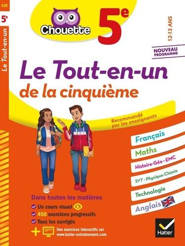 Couverture de Chouette : Le Tout-en-un, 5<sup>e</sup>