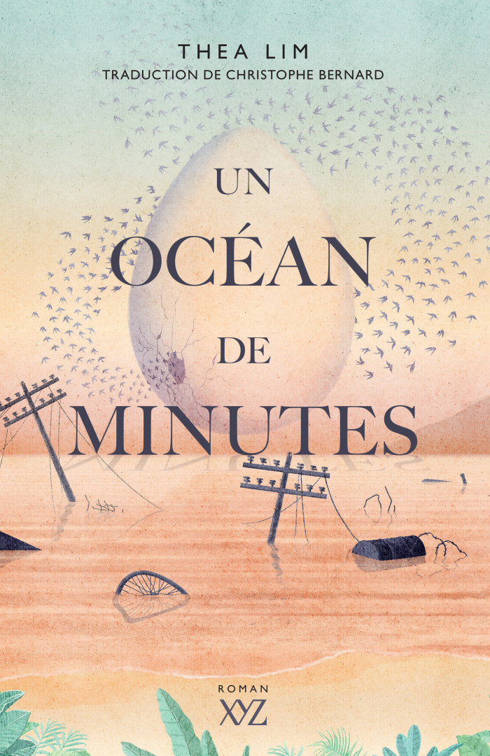 Couverture de Un océan de minutes