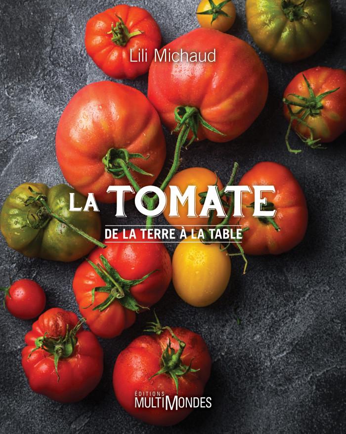 Couverture de La tomate