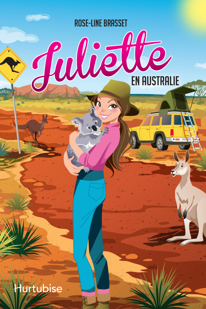Couverture de Juliette en Australie