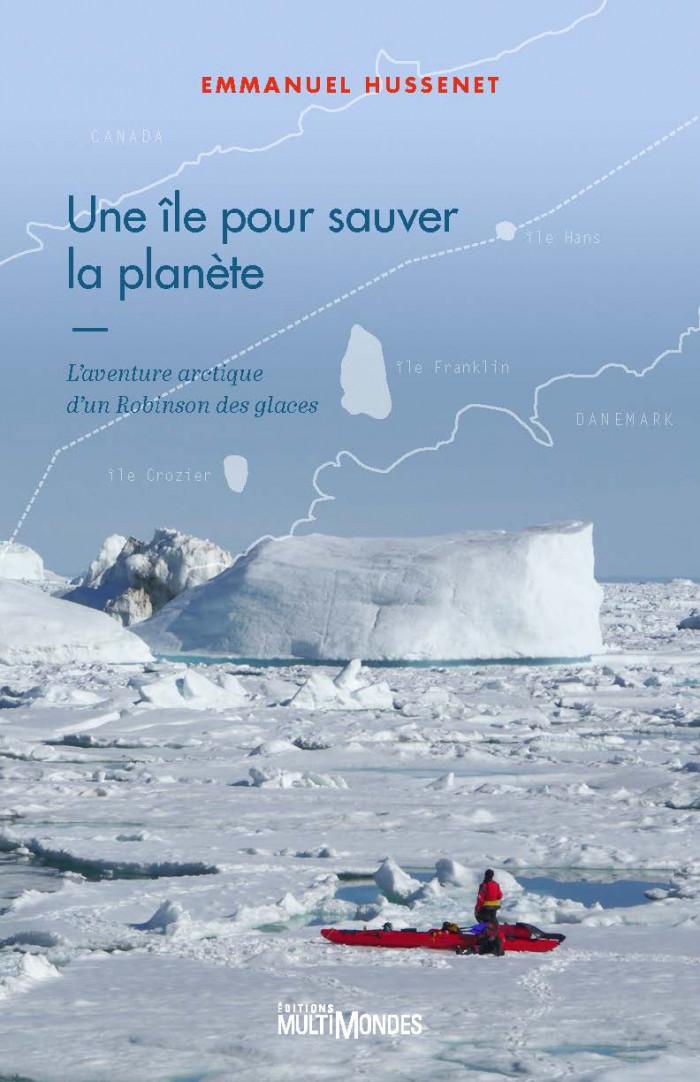 Couverture de Une île pour sauver la planète