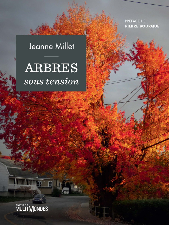 Couverture de Arbres sous tension