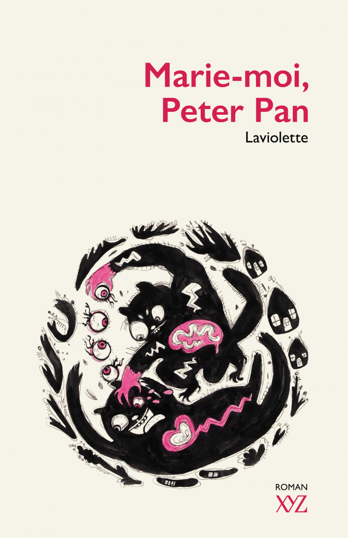 Couverture de Marie-moi, Peter Pan