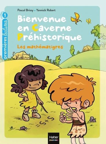 Couverture de Les mathématigres ! # (niv. 1)