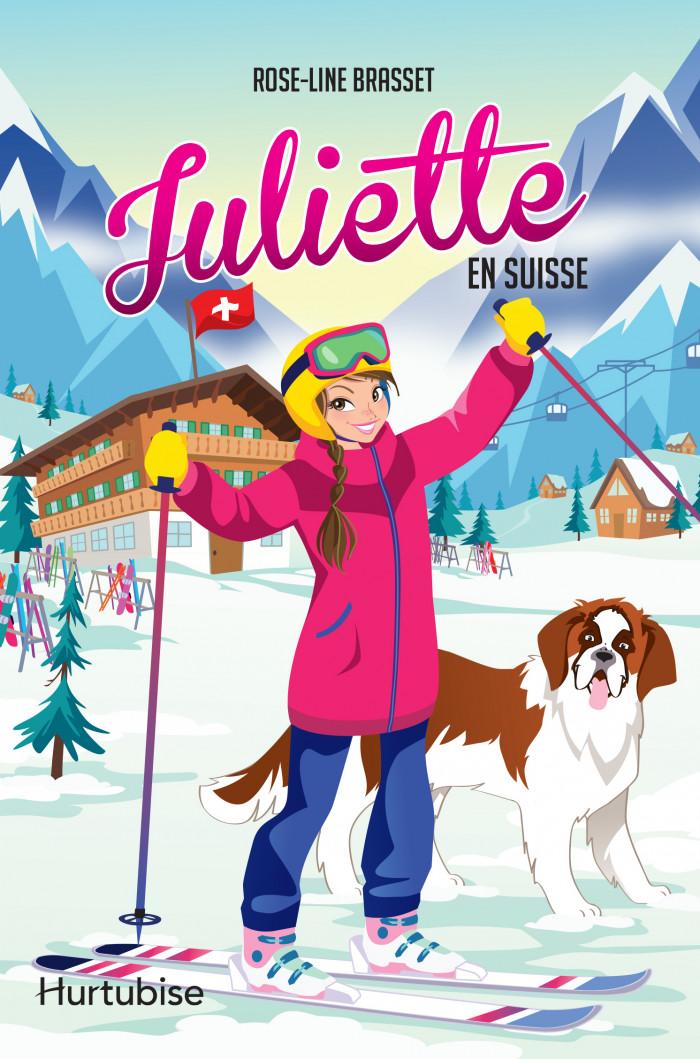 Couverture de Juliette en Suisse