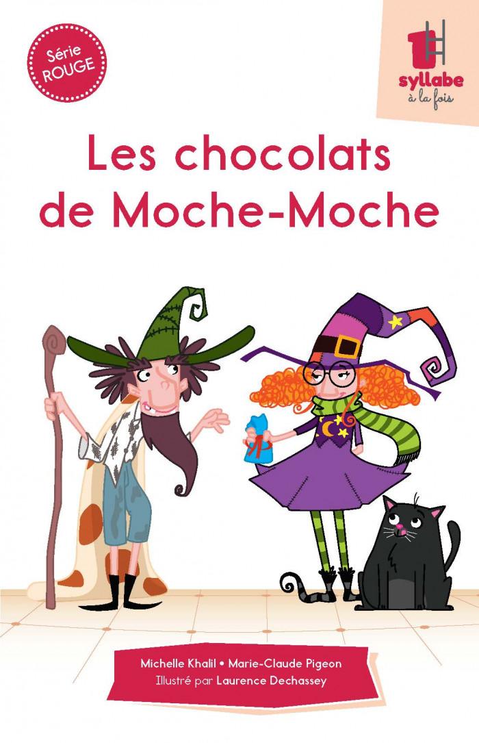 Couverture de Les chocolats de Moche-Moche - Série rouge