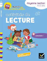 Couverture de Chouette Maternelle : Activités de lecture, MS