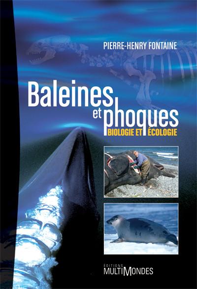 Couverture de Baleines et phoques