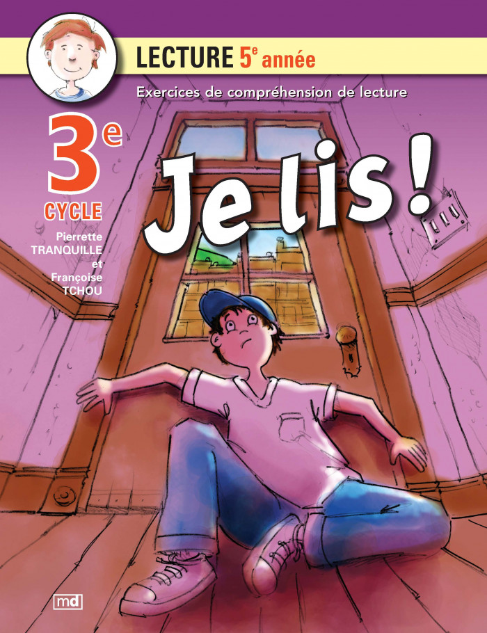 Je Lis Lecture 5e Annee Editions Md