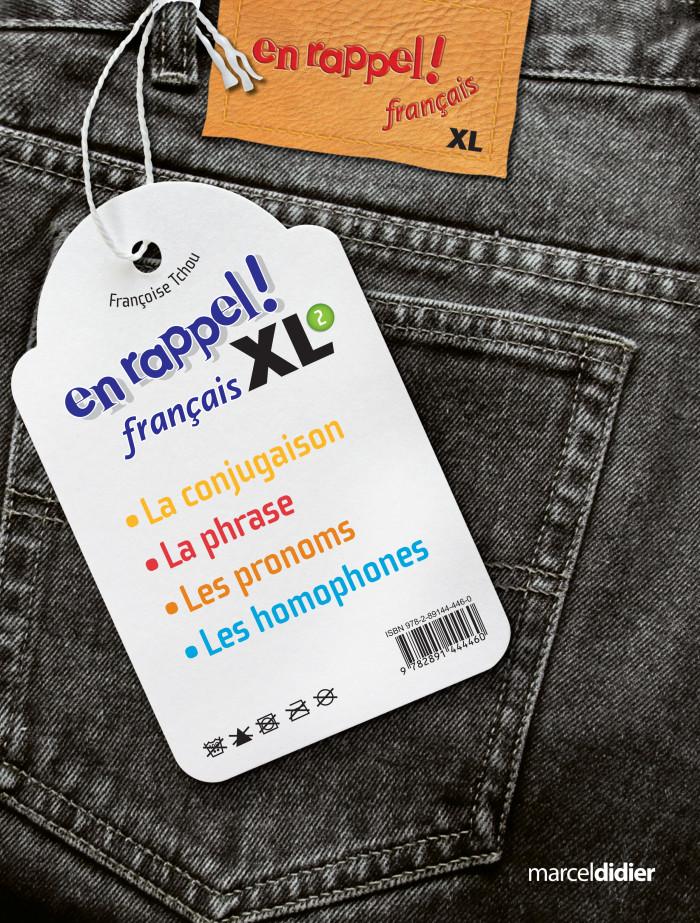 Couverture de Français XL 2